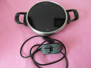 Kochplatte von AMC, Ceranfeld, ATMOSFERA, Typ: HGD 86/1, 1500 W, GS-Siegel