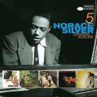 Horace Silver - 5 Original Albums [CD]