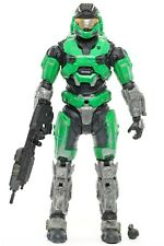 "Halo Reach Exclusive SPARTAN MARK V B GREEN 5.25"" Action Figure McFarlane 2010"