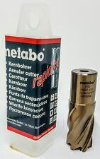 """METABO 626552000 HSS 13/16"""" X 1 3/16"""" Long HSS Annular Cutter"""