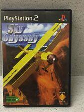 JEUX PS2 SKY ODYSSEY AVEC NOTICE PLAYSTATION