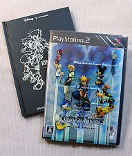 NEW PS2 Kingdom Hearts II Final Mix+ Limited Book Japan Import (Free Shipping)、