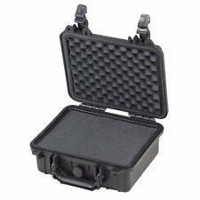 Messgerätekoffer Kamerakoffer Schutzkoffer mit Raster Schaumstoff Einlage -61439