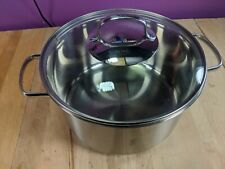 RÖSLE Pot stainless steel 18/10 5 Liter Pot Boiling Pot with Lid