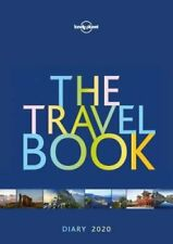 The Travel Book Diary 2020 by Lonely Planet 9781788684866 | Brand New