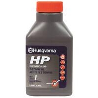 Husqvarna 593152601 2 Stroke Cycle HP High Performance Oil of 2.6oz Bottles 50:1
