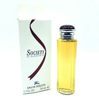 Womens Society By Burberrys Eau De Parfum 1.7 oz 50 mL EDP Spray Discontinued
