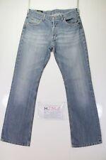 Lee Denver Flare Bootcut(Cod. H2351) Tg48 W34 L34 jeans usato Vintage Streetwear