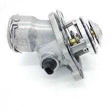 Thermostat Housing W/ Sensor & Gasket For Mercedes C300 C350 E350 ML350 SLK350