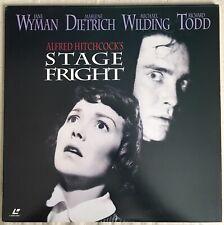 Stage Fright LASERDISC