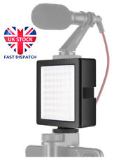 Neewer 3-Way Expandable 64 LED Light Panel USB-powered Dimmable On-camera Video