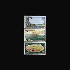 Gabon, Sc #C166-68, MNH,1975, Olympics, Sports, A450HFI