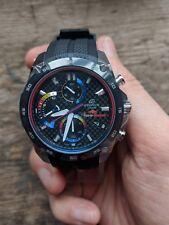 Casio EDIFICE EFR-557TRP-1AER SCUDERIA TORO ROSSO Red Bull limited edition watch