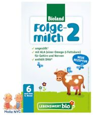 Holle Lebenswert Stage 2 Organic Infant Formula 500g Free Shipping