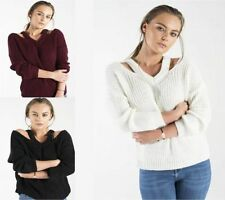 Hip Length All Seasons None Jumpers & Cardigans for Women