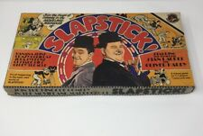 SLAPSTICK-FAMILY BOARD GAME BY SEVEN TOWNS 1975 Laurel & Hardy