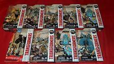 Hasbro Transformers The Last Knight Lot (9 New Figures)