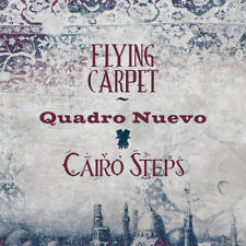 Quadro Nuevo & Cairo Steps - Flying Carpet [New CD]