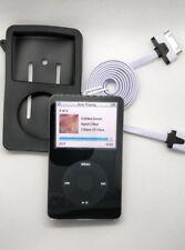 iPod Classic 200GB SDXC - 5th gen (new batt, Wolfson DAC, extras)