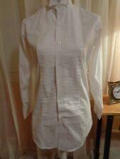 Mens Civil War Reenactment Waist Shirt Blouse Neil Allyn Xs 30/31