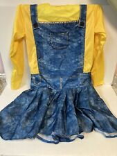Female Minion Costume for Teen/Adult size small Rubies 810465