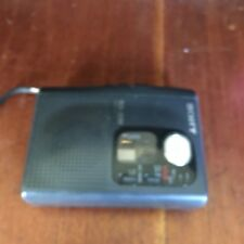 Vintage Sony Walkman Tcm-359V Cassette Player - For Parts or Repair