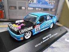BMW M3 E30 3er Sieger BTCC 1991 Listerine #11 Hoy Omega Atlas IXO Altaya 1:43