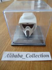 Scout trooper HELMET ** STAR WARS ** 1/5  ALTAYA. CASQUE