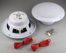 """2x 100 Watt Au�Ÿenlautsprecher Deckenlautsprecher Einbaulautsprecher """"CT-65"""""""