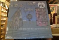 Modest Mouse Building Nothing Out of Something LP sealed vinyl + download