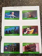 Walt Disney World Tickets - Six (6) 1-Day Park Hopper + Fast Pass - 01/2022 EXP!