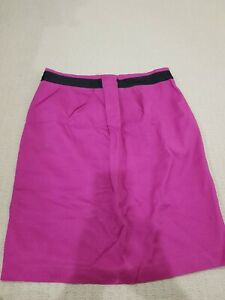 Diana Ferrari Magenta Sz14 Skirt