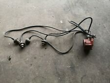 Peugeot 205 Distributor Cap and Leads