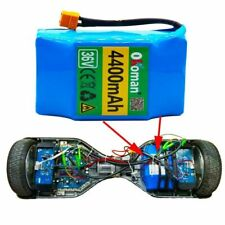 4.4 and 5.2 Ah 4400mah 36v 18650 lithium battery pack for Balance Scooter Board