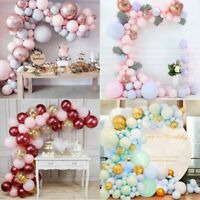 Macaron Balloon Garland Arch Kit Wedding Baby Birthday Party Backdrop Decoration