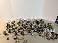 Star Wars Attacktix Battle Game Action Figures LFL Hasbro 2005-06 Lot of 35