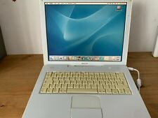 Apple iBook G4 12-inch 1.2 GHz 768mb ram powerbook