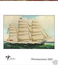 NEDERLAND  MUNTMEESTER SET     2003     ( exclusief )