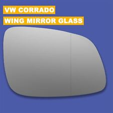 Left Side Wide Angle Heated Mirror Glass for VW Corrado 1988-1995 262LASH