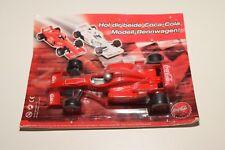 V 1:43 FERRARI COCA COLA FORMULA 1 F1 RACING CAR MINT BOXED