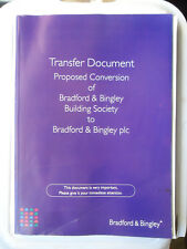 BRADFORD & BINGLEY BUILDING SOCIETY PROSPECTUS 2000 SHARE OFFER FOR SALE TRANSFE