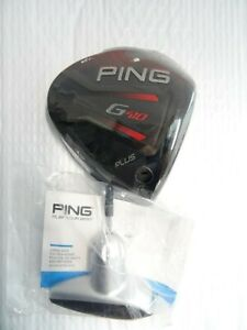 NEW Ping G410 Plus RH 9.0* Driver (Head and Tool only)