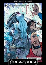 JUSTICE LEAGUE: ENDLESS WINTER #1B - CARDSTOCK JOHNSON VARIANT (WK49)
