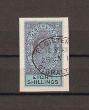 GIBRALTAR 1903 SG 54 USED Cat £200