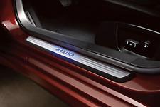 OEM NEW Door Sill Scuff Step Plate Kick Pads Illuminated 2014 Maxima 999G6MX000