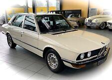 *ERSTKLASSIGER ORIGINALZUSTAND* BMW 520i e12 6-Zylinder im Oldtimer Museum