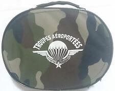 Boite Porte-Képi militaire camouflage TAP PARA Troupes Aéroportés armée de l'air