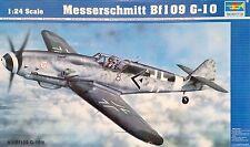 TRUMPETER® 02409  Messerschmitt Bf 109 G-10 in 1:24