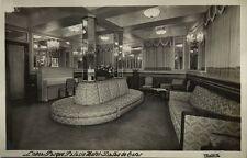 portugal, LISBON LISBOA, Parque Palacio Hotel, Salão de Esrar (1950s) RPPC