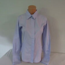 Victoria's Secret Modal Int'l Cotton Lycra Button Front Blouse Shirt Lavendar PM